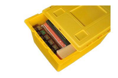 trasportare organizzare archivare Utilplastic Securbox